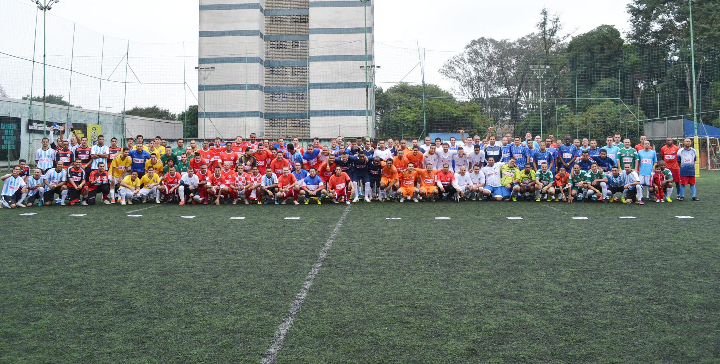 Copa Dia Brasil 2014 - 16 equipes