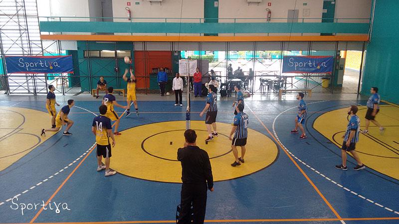 Torneio de vôlei - AFEYSP
