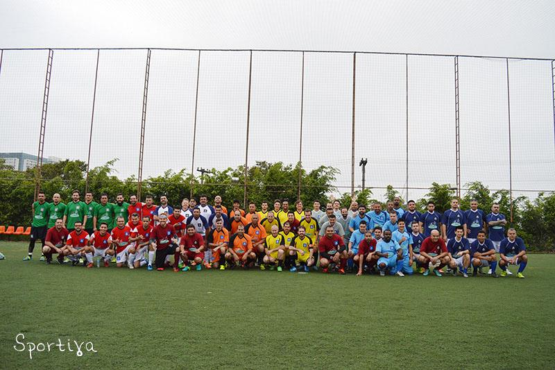 Torneio interno - Grupo HTB