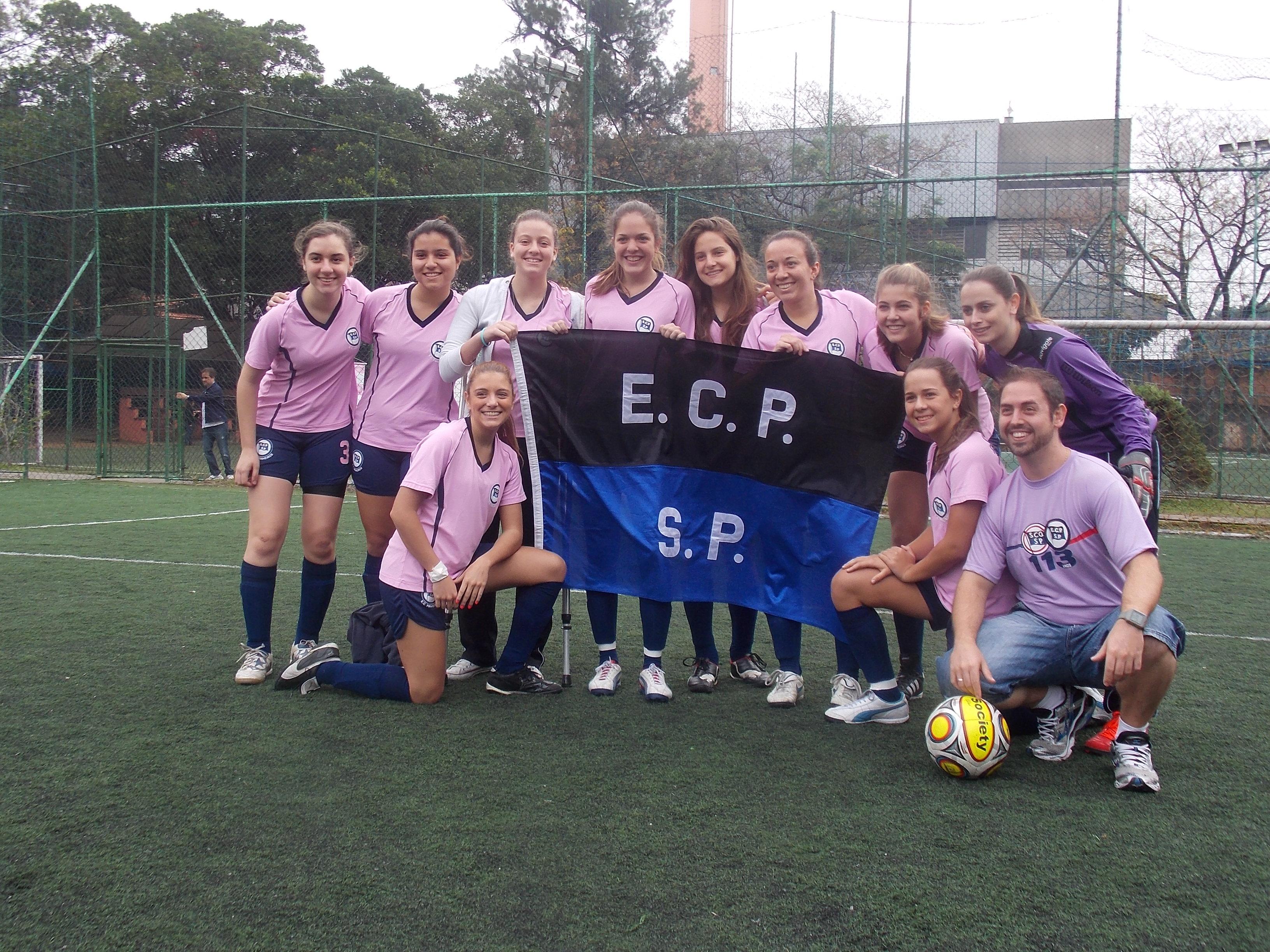 Liga das Meninas - E.C. Pinheiros