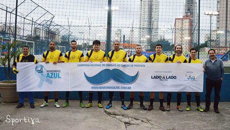 Campeonato interno - GR Cargill