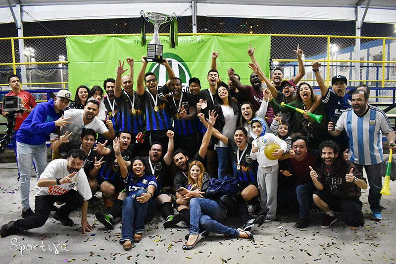Final da 15ª Super Liga Publicitária