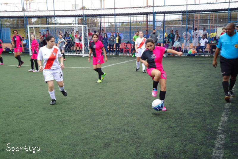 Copafeysp 2016 - Torneio Feminino