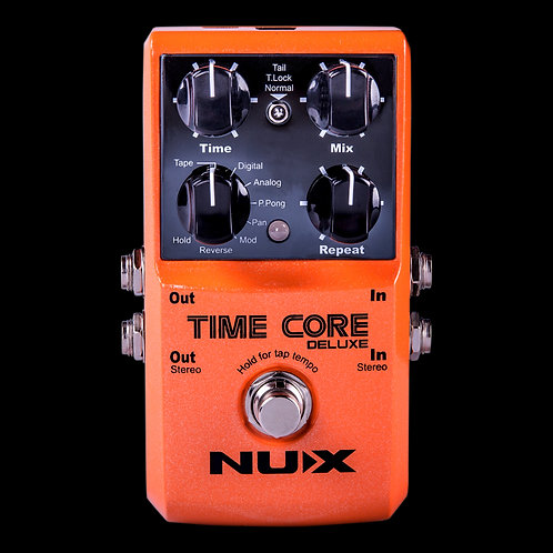 Pedal Delay Nux Time Core Deluxe