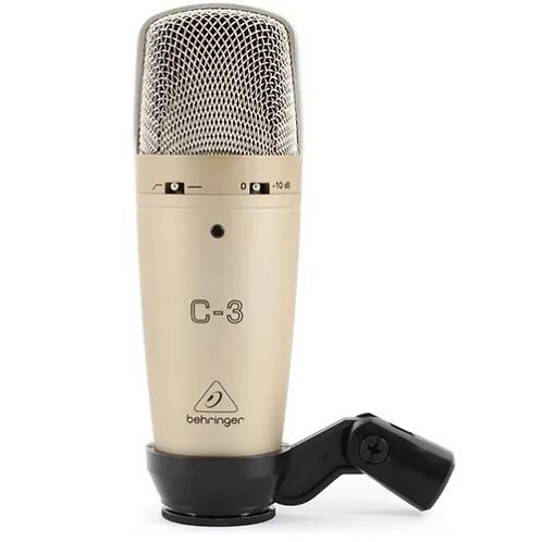 Micrófono condensador BEHRINGER C-3