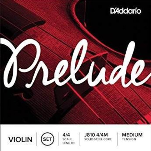 Encordado Daddario Prelude Para Violin 4/4