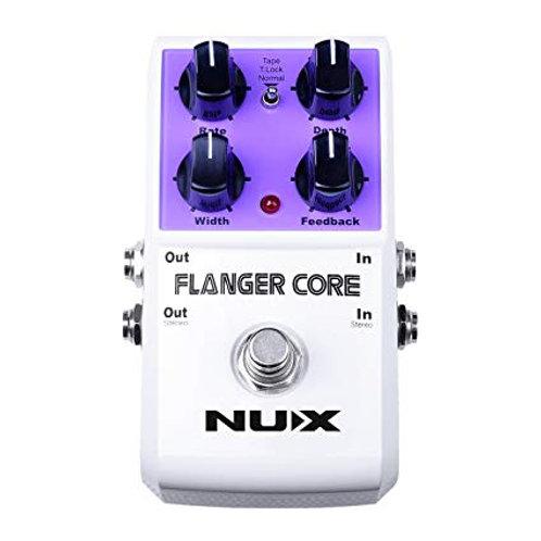 Pedal De Guitarra Nux Flanger Core