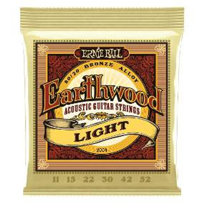Encordado Ernie Ball Earthwood 10|50