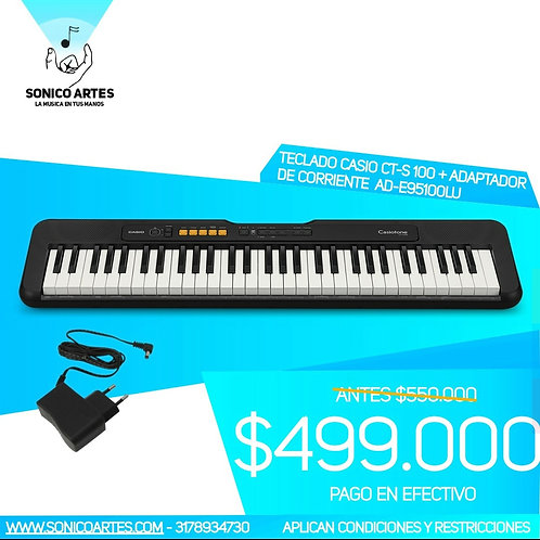Teclado Casio CT-S100