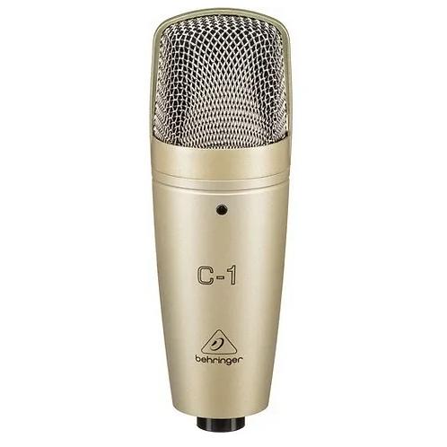 Micrófono condensador BEHRINGER C-1
