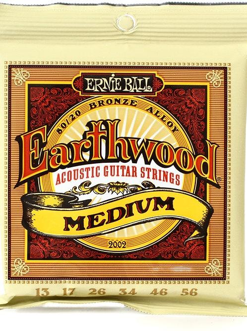 Encordado Ernie Ball Earthwood 13|56
