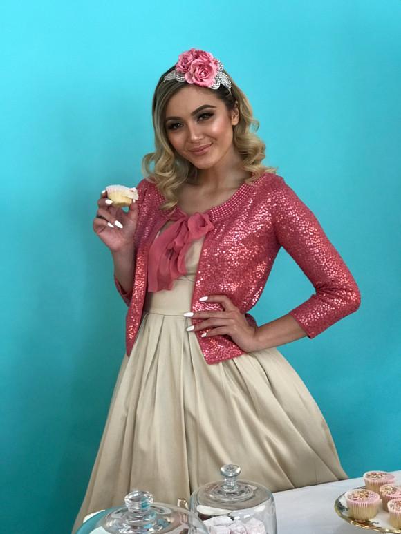 High Tea & Cupcakes
