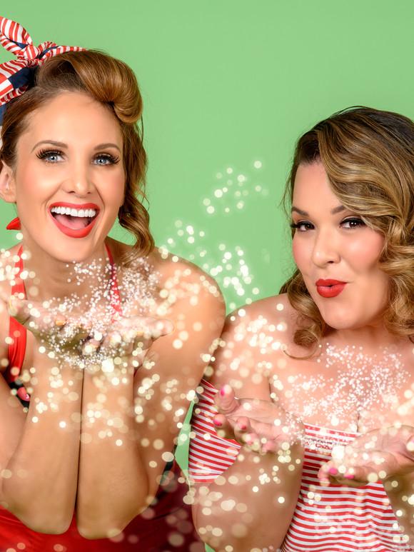 Hayley & Lauren from Adelady