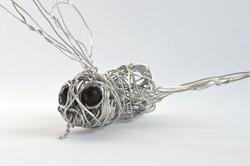 Wire Bee-fly by Jo Read