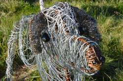 Wire Pointer by Jo Read