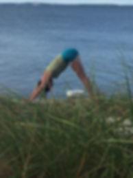 Aileen Anderson Yoga Teacher