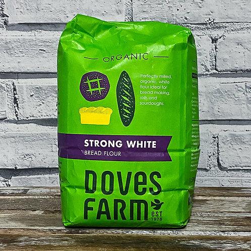Doves Farm Organic Strong White Bread Flour (1.5kg)