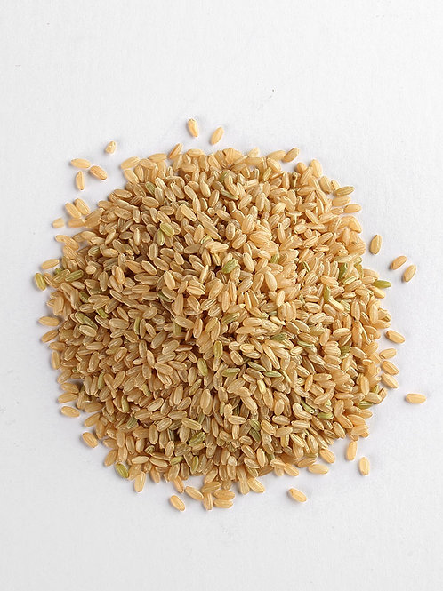 Organic Short Wholegrain Rice (500g)