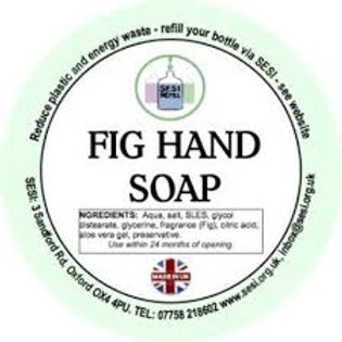 Fig Liquid Hand Soap (300ml)