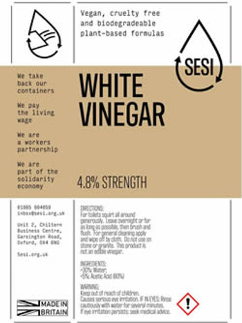 Sesi White Vinegar (1l)