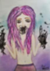 am_i_annoying_art_heartbroken_visual_art
