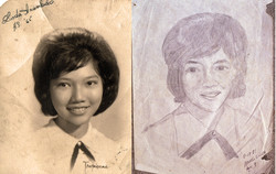 Sketch of My Mother (1981)