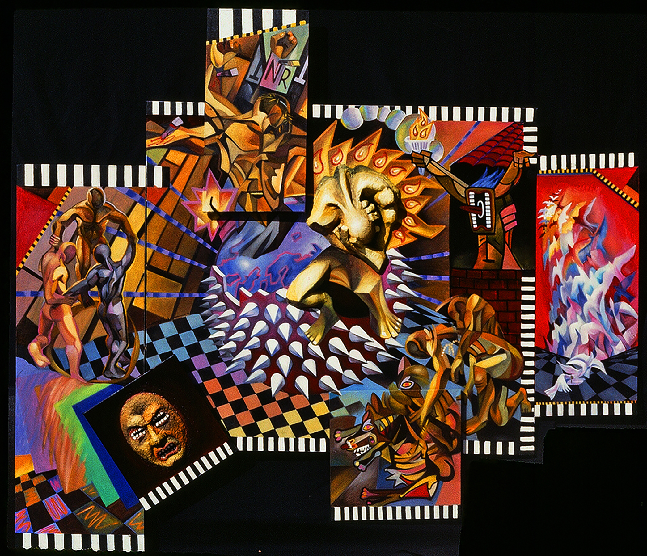 Fragmented World (1991)