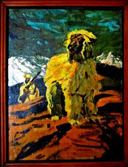 Mountain Dog (1981)