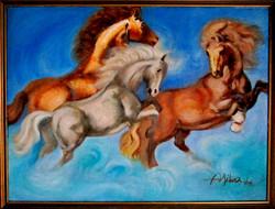 Three Horses (1984)