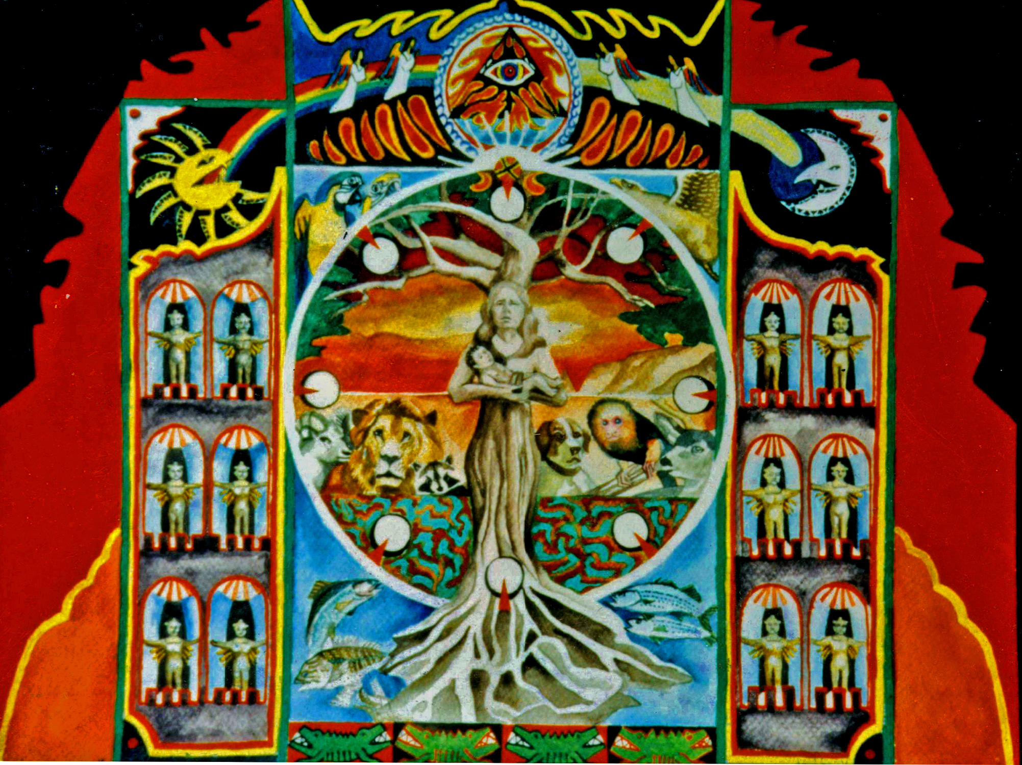 Altar of Mother Nature (1989)
