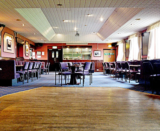 Lounge/function room available for private hire