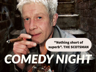 Comedy Night 2nd November