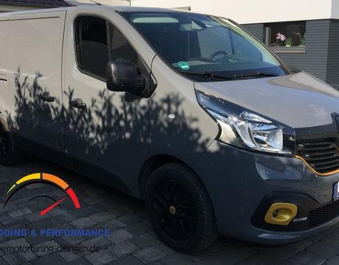 Renault Traffic 3