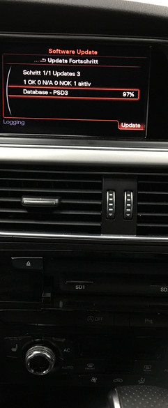 Firmware & Navi Update MMI3G+