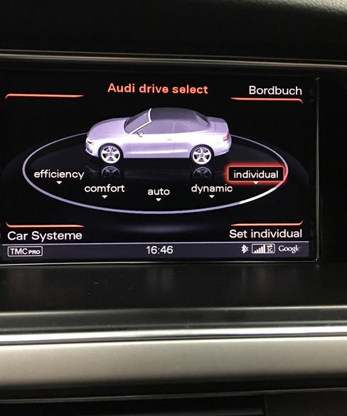Drive Select Nachrüstung