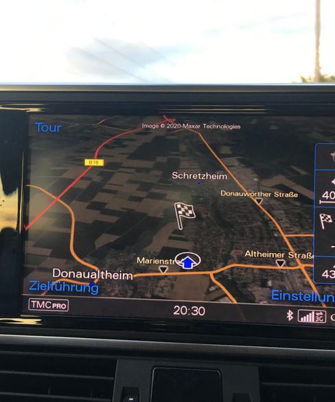 Google Earth Nachrüstung