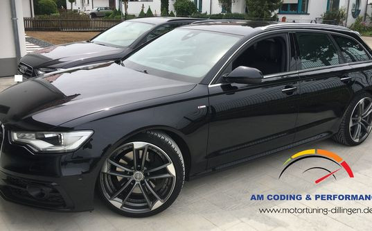 Audi A6 4G VFL