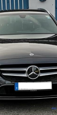 Mercedes T-Class