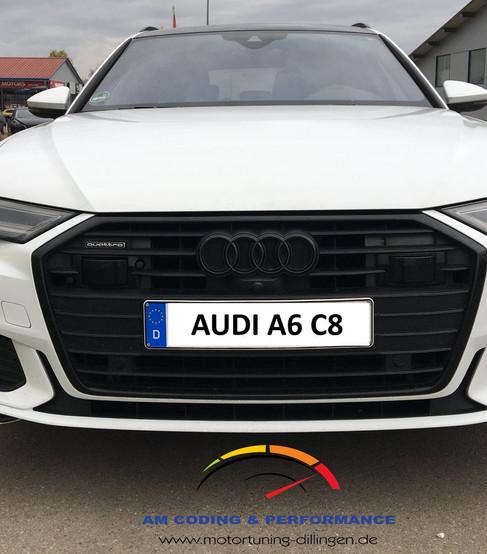 Audi A6 4K