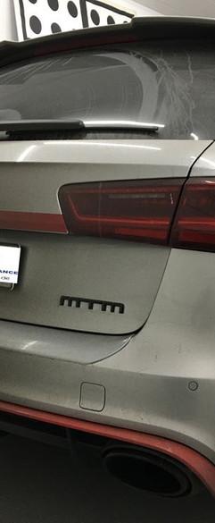 Audi RS6  Carplay & Navi Update