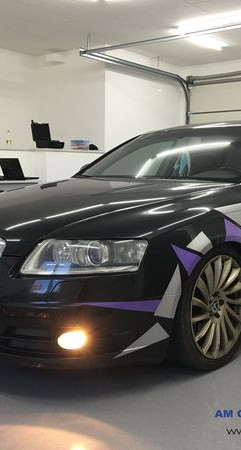 Audi A6 4F VFL