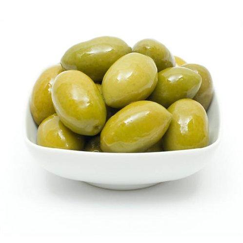 WHOLE NOCELLARA OLIVES  (SICILIAN GREEN)