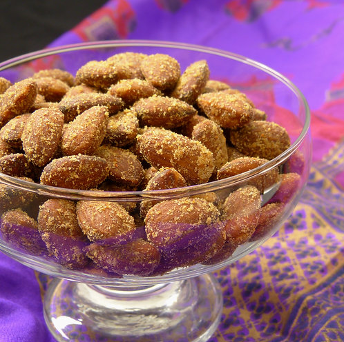 SMOKED ALMONDS 1KG