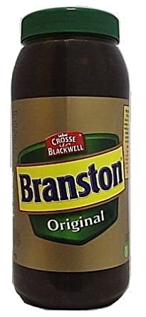 BRANSTON PICKLE 2.5KG PLASTIC TUB