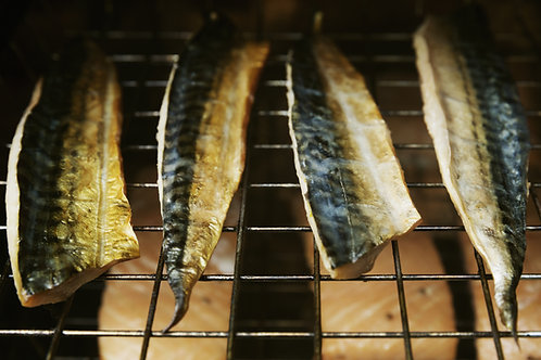 CORNISH SMOKED MACKEREL FILLETS