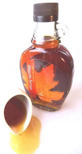 MAPLE SYRUP 330ML