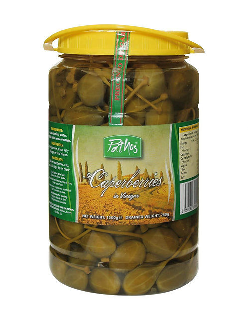 LARGE CAPERBERRIES 1KG TUB