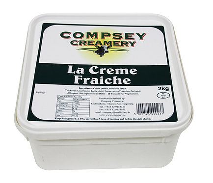 CREME FRAICHE 2KG