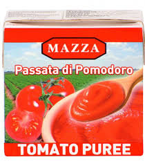 TOMATO PASTE (PUREE) 500G CARTON