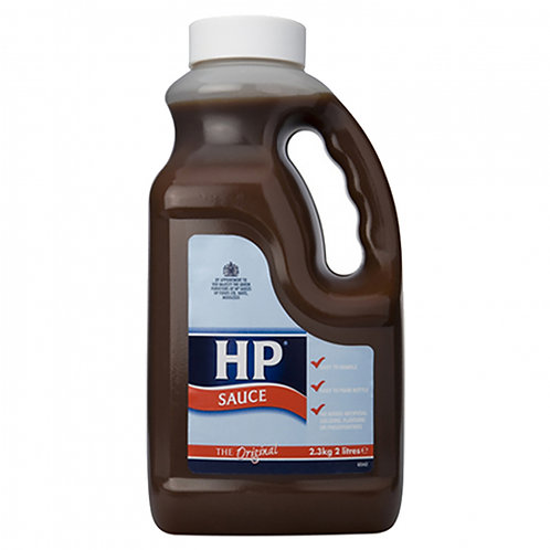 HP BROWN SAUCE 4.45LTR